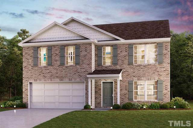1054 Manor Drive, Rocky Mount, NC 27804 (MLS #2393954) :: On Point Realty