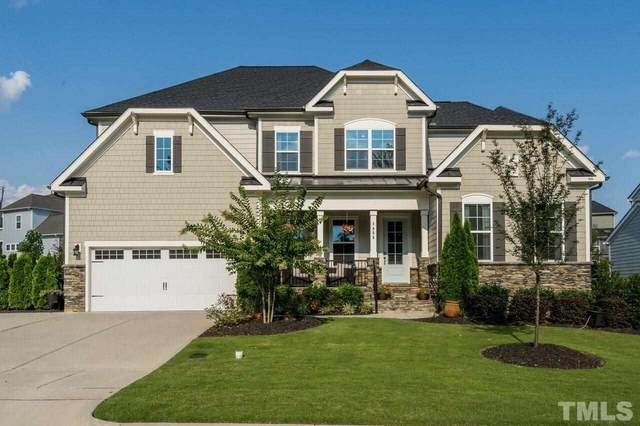 1455 Wragby Lane, Apex, NC 27502 (#2393963) :: The Perry Group