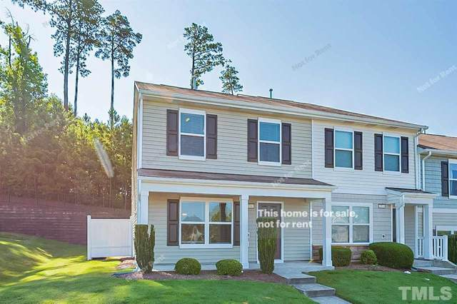 100 Stratford Lakes Drive #370, Durham, NC 27713 (MLS #2394000) :: EXIT Realty Preferred