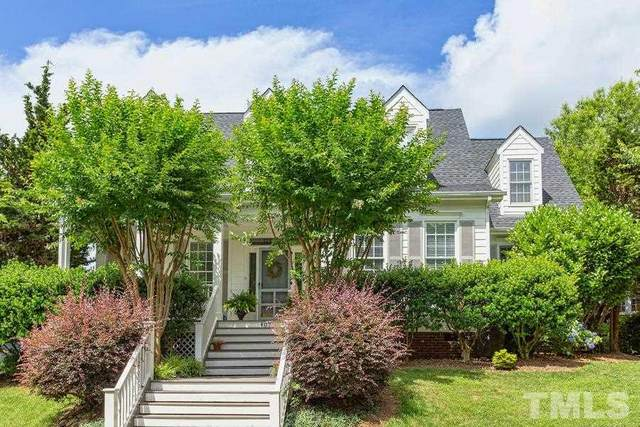 407 Parkview Crescent, Chapel Hill, NC 27516 (#2394040) :: The Perry Group