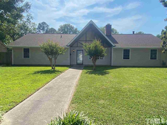 909 Dixie Drive, Selma, NC 27576 (#2394065) :: The Perry Group
