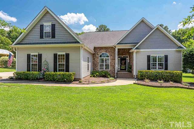 45 Live Oak Drive, Louisburg, NC 27549 (#2394112) :: The Perry Group