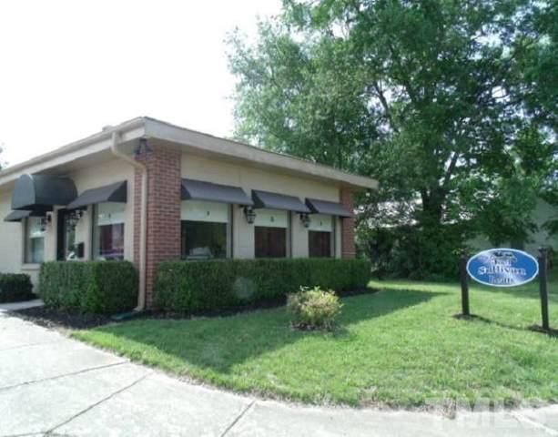 100 E Ballentine Street, Holly Springs, NC 27540 (#2394147) :: Bright Ideas Realty