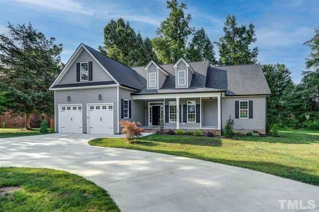 4304 Country Club Drive, Wilson, NC 27896 (#2394174) :: Scott Korbin Team