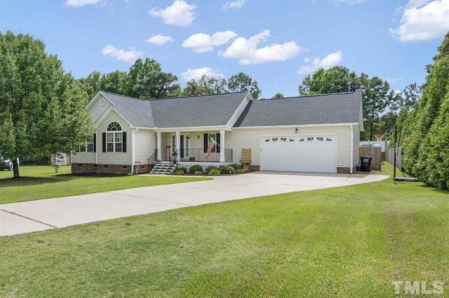 84 Barley Court, Willow Spring(s), NC 27592 (#2394220) :: Real Estate By Design