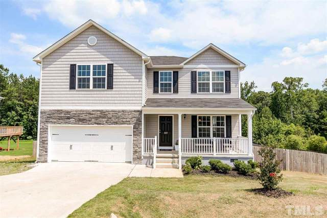 307 Sequoia Drive, Clayton, NC 27520 (#2394253) :: The Perry Group