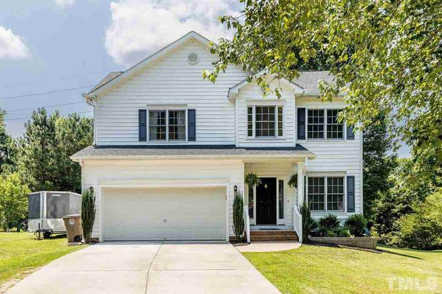 321 Watchet Place, Wake Forest, NC 27587 (#2394267) :: Real Estate By Design