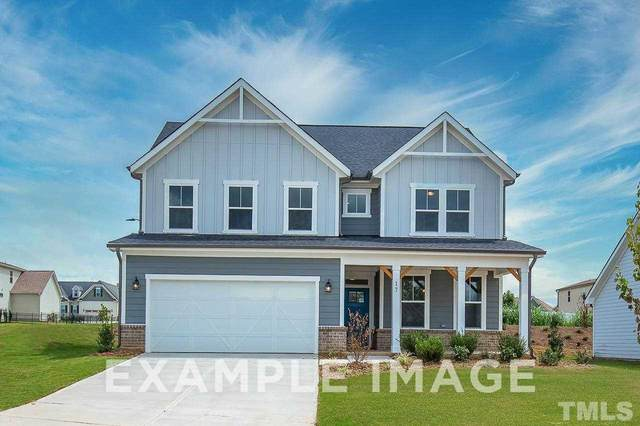 61 Cascade Place Lot 178 (Willow, Clayton, NC 27527 (#2394288) :: The Helbert Team