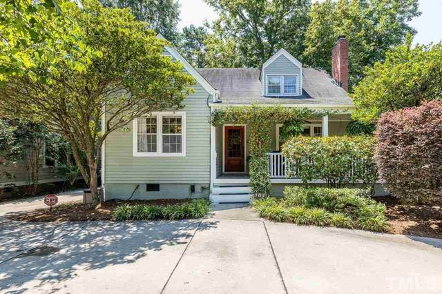 104 E Whitaker Mill Road, Raleigh, NC 27608 (#2394302) :: Dogwood Properties
