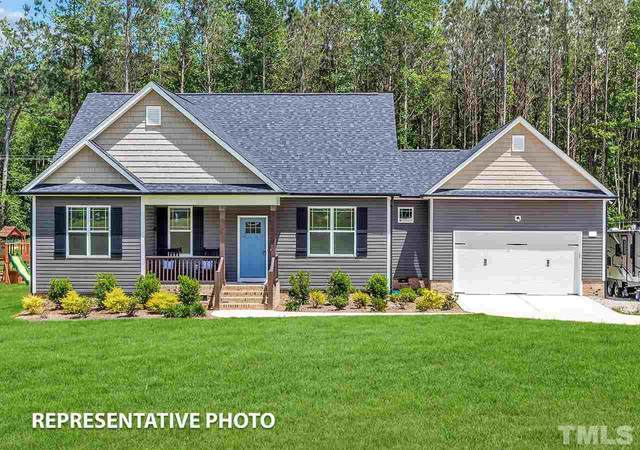 20 Martins Mill Court, Wendell, NC 27591 (MLS #2394311) :: The Oceanaire Realty