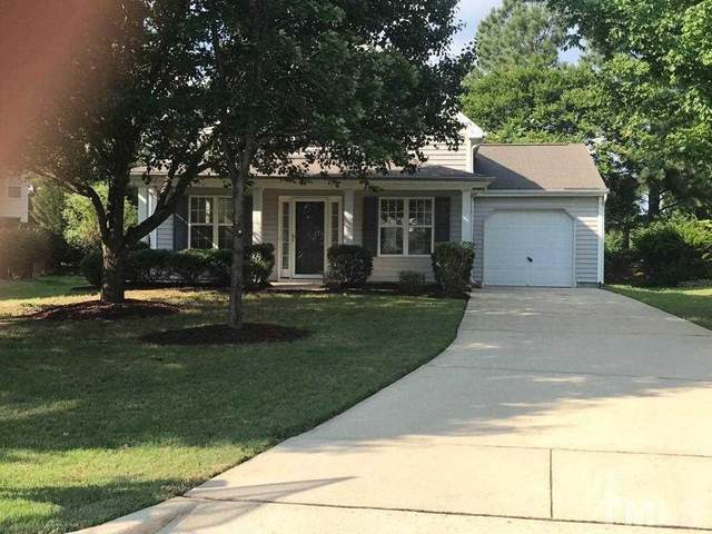 110 Indian Overlook Court, Morrisville, NC 27560 (#2394329) :: Bright Ideas Realty