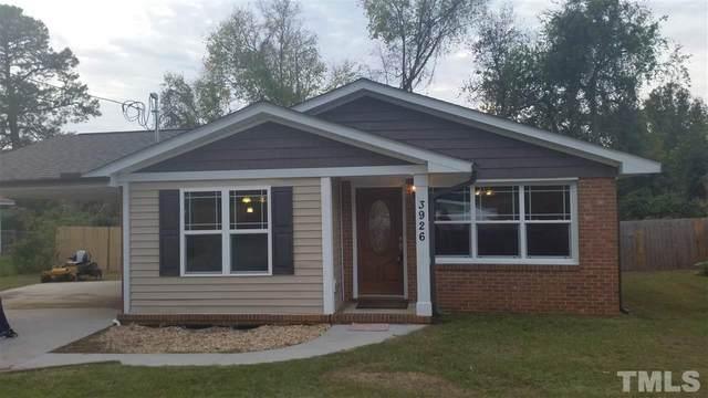 3926 Village Drive, Fayetteville, NC 28304 (#2394332) :: The Jim Allen Group
