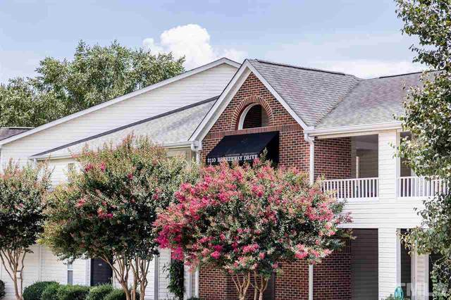2110 Breezeway Drive #202, Raleigh, NC 27614 (#2394356) :: The Helbert Team