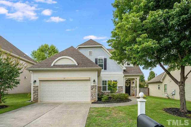 20 Listeria Crest Drive, Youngsville, NC 27596 (#2394366) :: Triangle Top Choice Realty, LLC