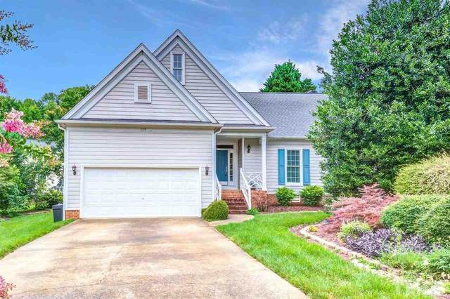 109 Durington Place, Cary, NC 27518 (#2394371) :: Marti Hampton Team brokered by eXp Realty