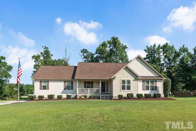 290 Camden Drive, Angier, NC 27501 (#2394377) :: Real Estate By Design