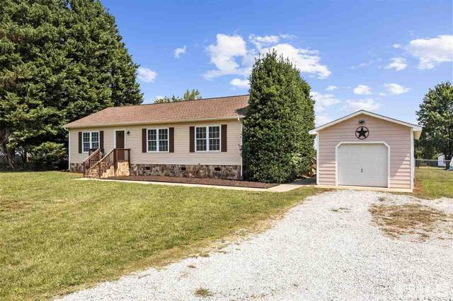 2495 Lucy Garrett Road, Roxboro, NC 27574 (#2394425) :: Log Pond Realty