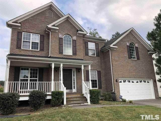 805 Pristine Lane, Rolesville, NC 27571 (#2394461) :: Realty One Group Greener Side