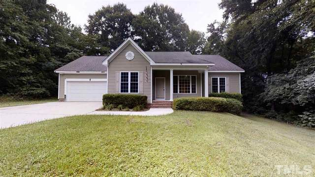 5803 Meadow Run, Knightdale, NC 27545 (#2394498) :: Realty One Group Greener Side