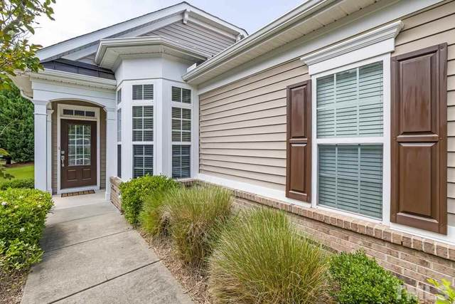 337 Orbison Drive, Cary, NC 27519 (MLS #2394548) :: The Oceanaire Realty