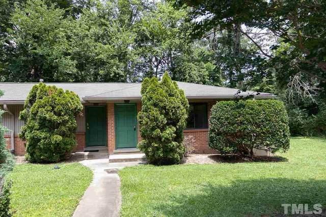 16 Shepherd Lane #16, Chapel Hill, NC 27514 (#2394588) :: Triangle Just Listed