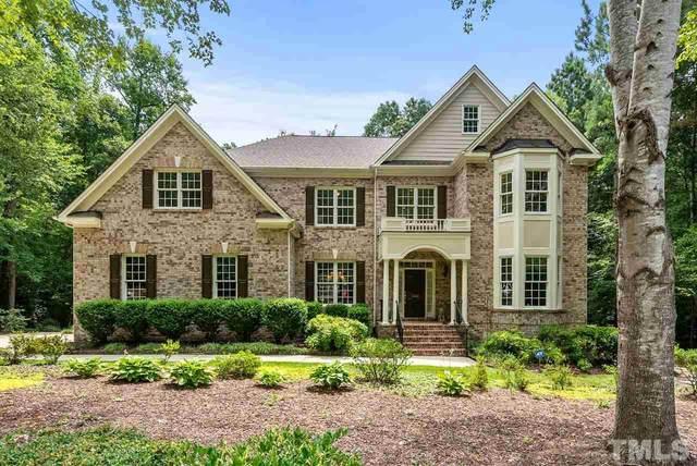 10000 Adirondack Way, Chapel Hill, NC 27517 (#2394673) :: Marti Hampton Team brokered by eXp Realty