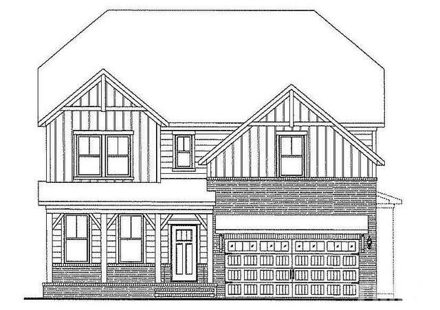 601 Marion Hills Way, Knightdale, NC 27545 (#2394730) :: Realty One Group Greener Side