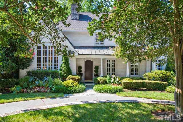 711 Runnymede Road, Raleigh, NC 27607 (#2394770) :: Realty One Group Greener Side