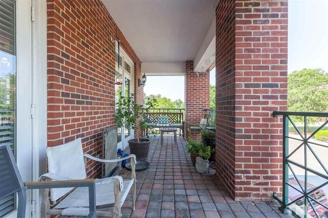 124 Meadowmont Village Circle #124, Chapel Hill, NC 27517 (#2394776) :: Realty One Group Greener Side