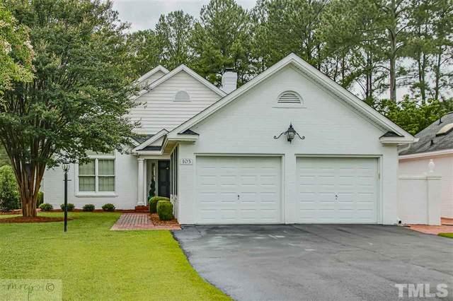 103 Fairway Drive, Goldsboro, NC 27534 (#2394810) :: Kim Mann Team