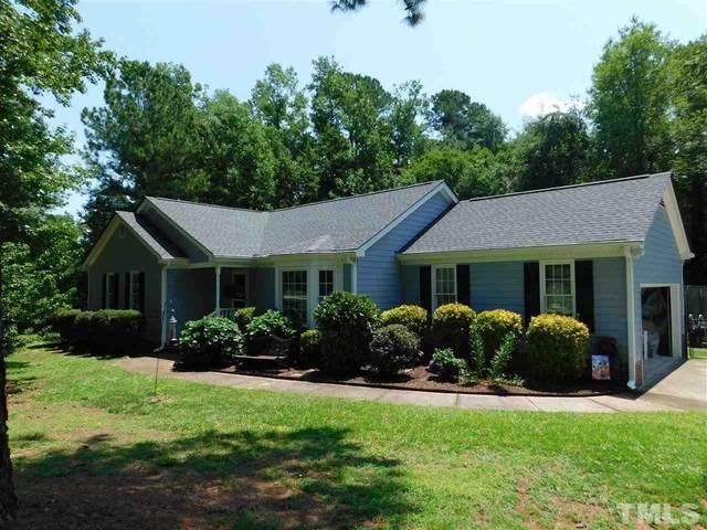 1005 Sawyer Creek Drive, Zebulon, NC 27597 (#2394882) :: The Jim Allen Group