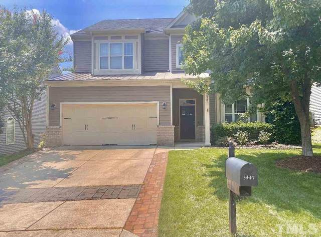 3447 Massey Pond Trail, Raleigh, NC 27616 (#2394887) :: The Perry Group