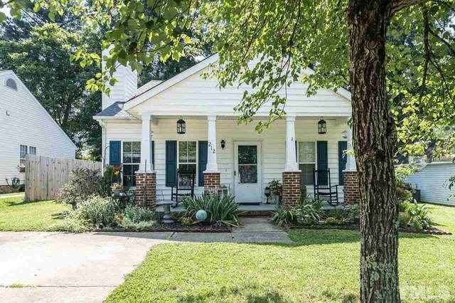 212 Highgate Circle, Wake Forest, NC 27587 (#2394909) :: Marti Hampton Team brokered by eXp Realty