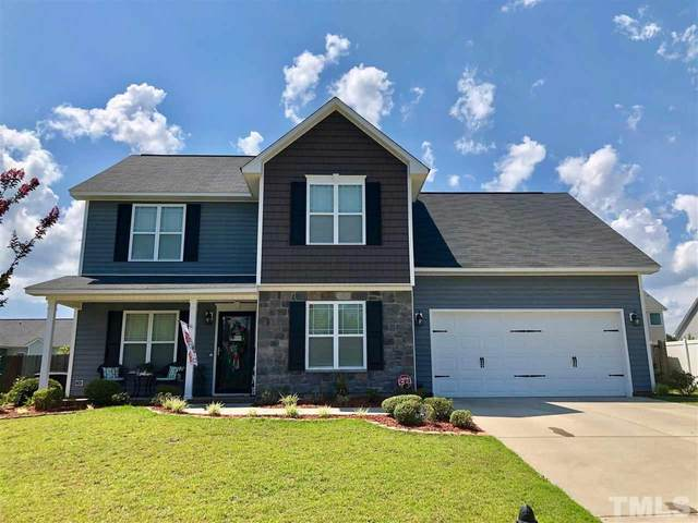 44 Archer Drive, Bunnlevel, NC 28323 (#2394920) :: Realty One Group Greener Side