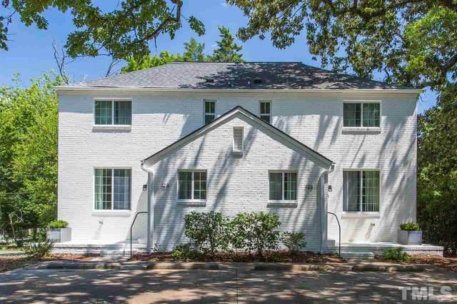 126-128 Groveland Avenue, Raleigh, NC 27605 (#2394938) :: Bright Ideas Realty