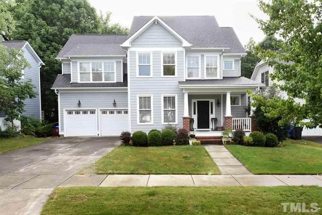 105 Parkridge Avenue, Chapel Hill, NC 27517 (#2394948) :: The Jim Allen Group