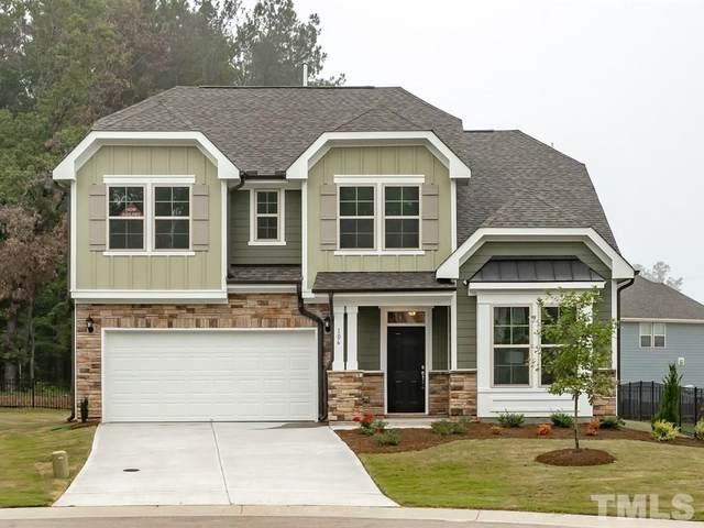30 Glendavis Hollow Drive Woodlief Lot 11, Franklinton, NC 27525 (#2394956) :: Kim Mann Team