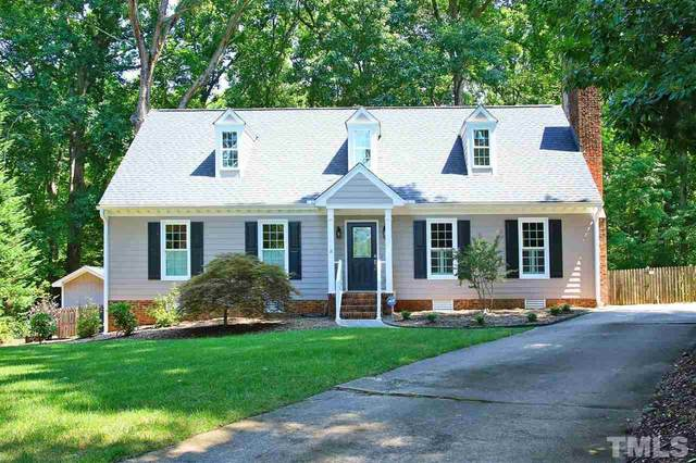 7828 Highlandview Circle, Raleigh, NC 27613 (MLS #2394972) :: The Oceanaire Realty