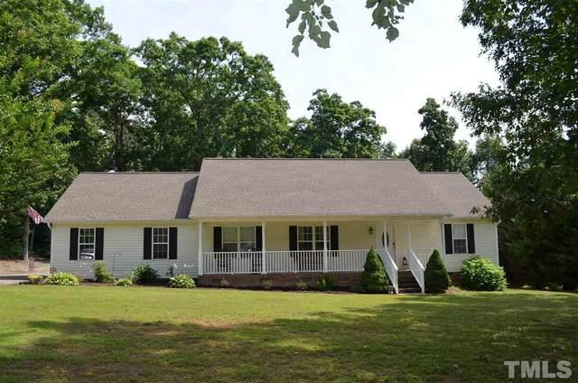 2107 W Greensboro Chapel Hill Road, Snow Camp, NC 27349 (#2394984) :: The Jim Allen Group
