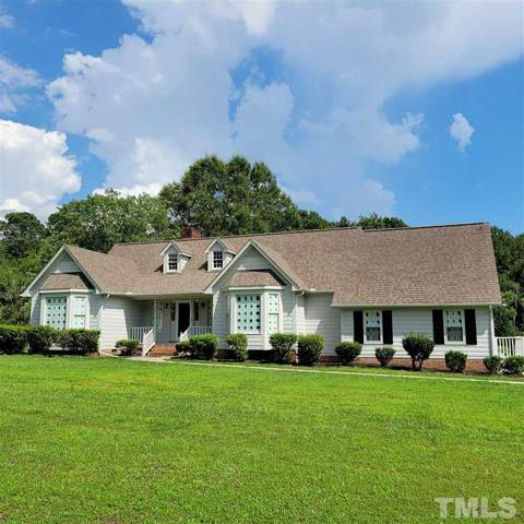 5204 Trackway Drive, Knightdale, NC 27545 (#2395014) :: The Beth Hines Team