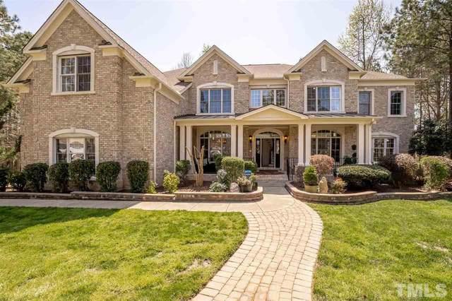 4729 Wooded Ridge Road NE, Raleigh, NC 27606 (#2395031) :: Realty One Group Greener Side