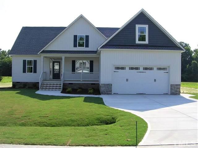 299 Long Grass Drive Lt93, Smithfield, NC 27577 (#2395033) :: Kim Mann Team