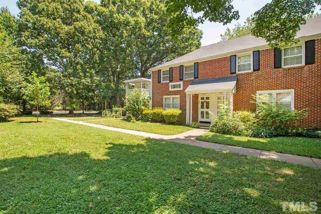 907 St Marys B, Raleigh, NC 27605 (#2395141) :: Realty One Group Greener Side