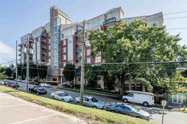 618 N Boylan Avenue #528, Raleigh, NC 27603 (#2395159) :: Realty One Group Greener Side