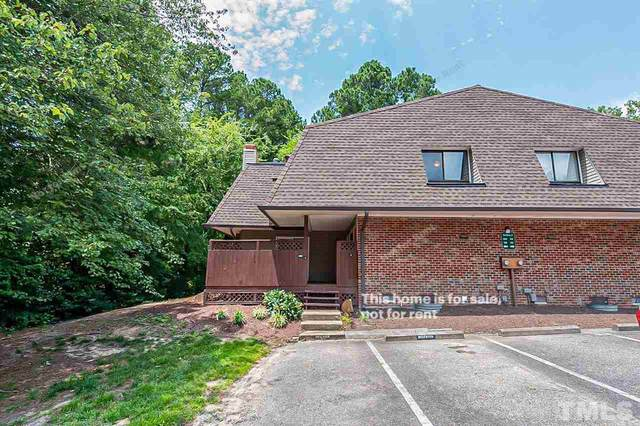 108 Finley Forest Drive #0, Chapel Hill, NC 27517 (#2395160) :: The Blackwell Group