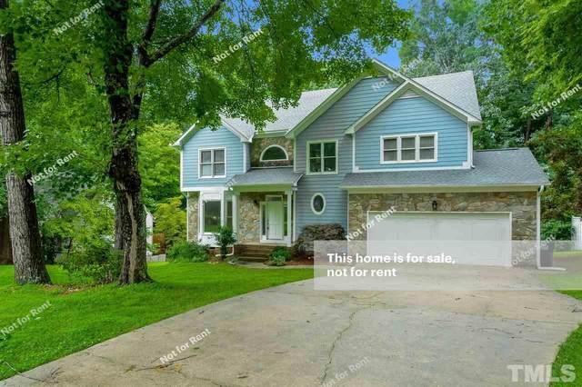 813 Berwyn Way, Raleigh, NC 27615 (MLS #2395168) :: On Point Realty