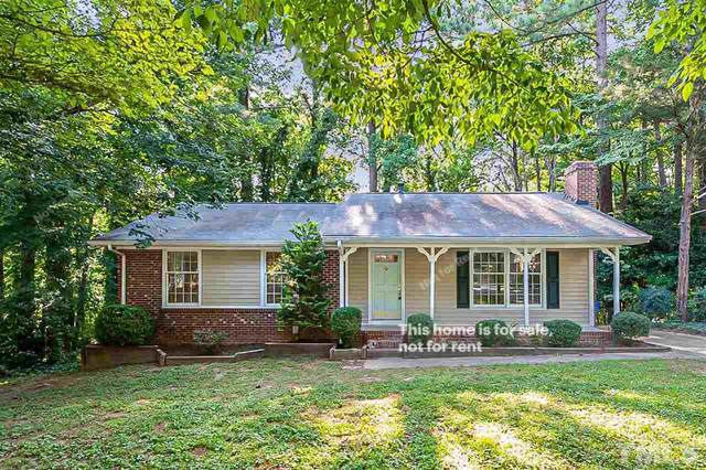 5932 Crepe Myrtle Court, Raleigh, NC 27609 (#2395175) :: The Blackwell Group