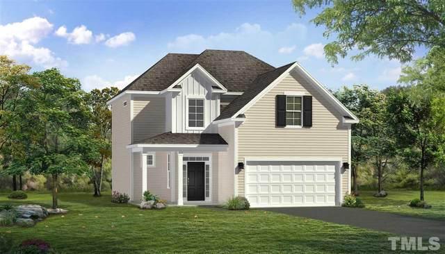 40 Glendavis Hollow Drive Wl 119, Franklinton, NC 27525 (#2395180) :: Kim Mann Team