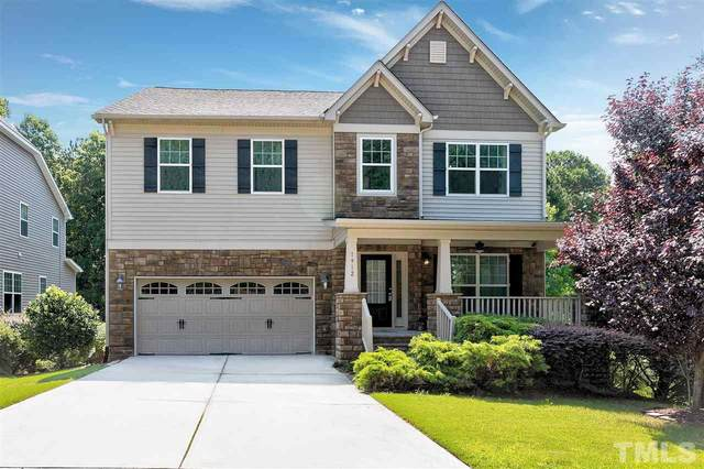 1912 Weaver Forest Way, Morrisville, NC 27560 (MLS #2395296) :: The Oceanaire Realty
