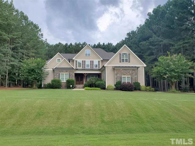 65 Jackson Road, Youngsville, NC 27596 (#2395308) :: Realty One Group Greener Side